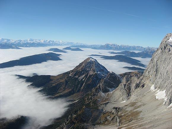 Pogled na sjeverni pol